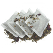 Detox Bath Tea Soak ~ 100% Botanical Blend of Willow Bark, Sage Leaf, Peppermint, and Juniper ~ All Natural Bath Tea Bag to Soothe Aching Muscles and Pain! ~ Get 4 individually wrapped bath tea's