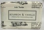 Bourbon & Vanilla Shea Butter Moisturising Soap 180ml