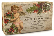 Limited Edition Festive Frosted Spruce Triple Milled Soap 200g