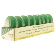 Kappus Martina Green Apple Soap 120g 120ml Pack of 8