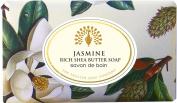 Jasmine Bath Soap Rich Shea Butter Body Bar 200 grammes Birthday Christmas Valentine Gift