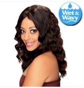 Zury 100% Indian Remy Human Hair Wet & Wavy French Braiding