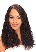 Zury Indian Remy Hair Wet & Wavy Loose Deep Braiding