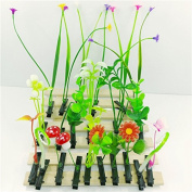 20pcs Plants Flower Fruit Hairpins Hair Clips Cute Fashion Cosplay Hair Styling Accessories Style Random