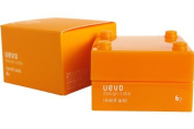 Uevo Design Cube Hair Wax - Round - 30g