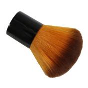 High Quality Ultra Soft Compact Makeup Powder Blusher Bronzer Brush Professional Makeup artist by Kurtzy TM