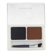 Weixinbuy Eyebrow Powder Palette Shading Brush Makeup Eyebrow Cosmetic Kit