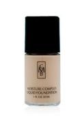 Colour Me Beautiful, Moisture Complex Liquid Foundation - Natural Beige [435687]
