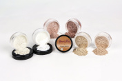 Mineral Makeup XL KIT Full Size Foundation Set Sheer Bare Skin Powder Cover