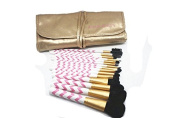 New Style 15pcs High Quality Brushes for Makeup and Face - Best Choice for Pro Makeup Artists or Gengral Users