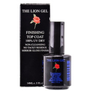 The Lion Gel - Finishing Top Coat - 15ml