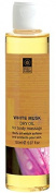 White Musk Dry Body Oil 150 Ml / 5.07 Fl. Oz. by Bodyfarm