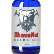 Beard Oil by Shave Not