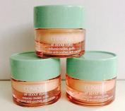 3 X 7ml Clinique All About Eyes Eye Cream Reduces Circle Puffs