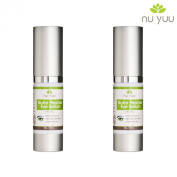 Nu Yuu Nutra Peptide Eye Serum - Anti-Ageing Serum - 15ml (2 PACK), Size .150ml