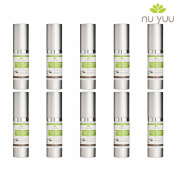 Nu Yuu Nutra Peptide Eye Serum - Anti-Ageing Serum - 15ml (10 PACK), Size .150ml