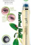 9 Ml Mistine O 2 Eye Roll on Massaging Roller Serum Anti - Puffiness Anti- Ageing & Brighten Skin