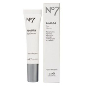 BOOTS NO7 Youthful Eye Serum 0.5 oz