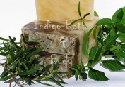 Indigo Bath & Body Peppermint Rosemary All Natural Handmade Soap