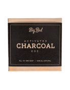 Big Red Beard Combs - All Natural & Handcrafted Charcoal Beard + Body Soap
