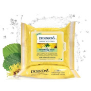 Dickinson's Original Witch Hazel Daily Refreshingly Clean Cleansing Cloths 25 ea Pack of 3