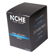 Niche For Men Face and Body Deodorising Wipes