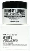 Vanilla Cream INSTANT WHITENING BRIGHTENING CREAM VITAMIN B3 FACE ANTI ageing WRINKLE 50ml