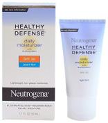 Neutrogena® Healthy Defence Daily Moisturiser Sunscreen SPF 30 Light Tint 50ml