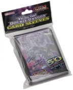 1 X Yu-Gi-Oh! - Double Dragon Card Sleeves - 50 Sleeves