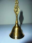 Vintage-Brass-Dinner-Call-Bell-Hindu-Prayer-Puja-Ghanti-Aarti-Home-Pooja-Diwali