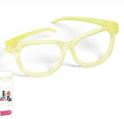 American Girl Lime Eye Glasses with Case Accessory for 46cm Doll