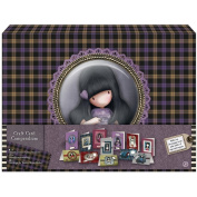Docrafts Santoro Gorjuss Tweed Craft Card Compendium