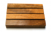 African Tigerwood Pen Blanks | Wood Pen Blanks 4 Pack | 1.9cm X 1.9cm X 13cm