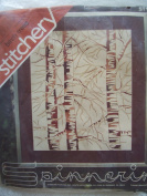 Birch Trees Embriodery Kit