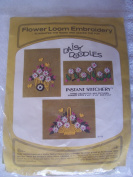 Daisy Doodles Flower Loom Embroidery Kit