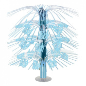 "Pack of 6 Blue ""It's a Boy!"" Baby Shower Party Cascading Table Centrepieces 46cm"
