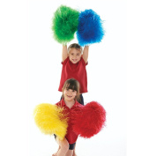 Cheerleading Pom Pom Set Of 4