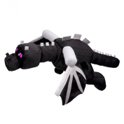 Deluxe Ender Dragon Plush Black