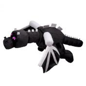 Deluxe Ender Dragon Plush Black