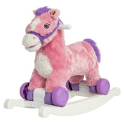 Rockin' Rider Candy 2-in-1 Rocking Pony by Rockin' Rider