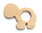 Cheengoo Sustainable Wood Turtle Teether