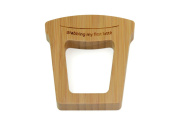 Urban Infant Bamboo Teether - Latte