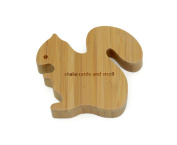 Urban Infant Bamboo Rattle - Norman the Squirrel