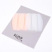 KLOUD City® 4pcs Silicon Non-slip Bra Shoulder Straps Soft Cushion/ Pads/ Mat/ Shoulder Protectors