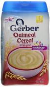 Gerber Baby Cereal, Oatmeal, 470ml by Gerber Graduates