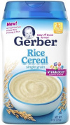 Gerber Baby Cereal, Rice, 240ml by Gerber Graduates