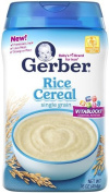 Gerber Baby Cereal, Rice, 470ml by Gerber Graduates