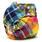Rumparooz One Size Cloth Pocket Nappy Snap, Preppy by Rumparooz