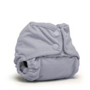 Rumparooz Newborn Cloth Nappy Cover Snap, Platinum by Rumparooz