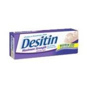 Desitin Desitin Maximum Strength Nappy Rash Paste, 30ml (Pack of 3) by Desitin